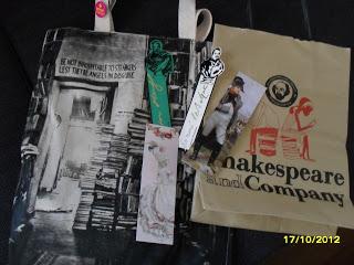 Czytelnik w Paryżu, czyli Shakespeare Bookshop Company