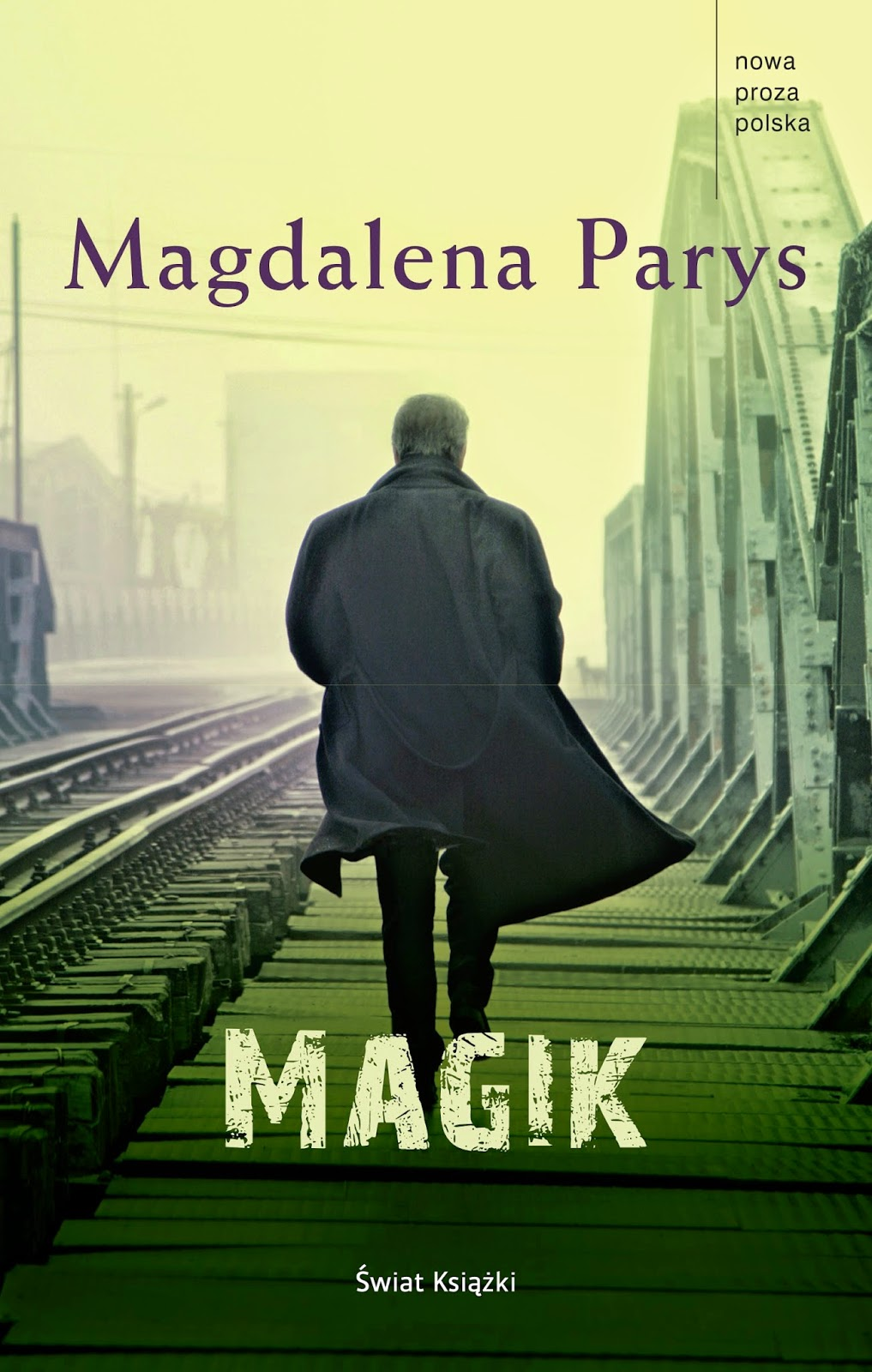 """Magik"" Magdalena Parys"