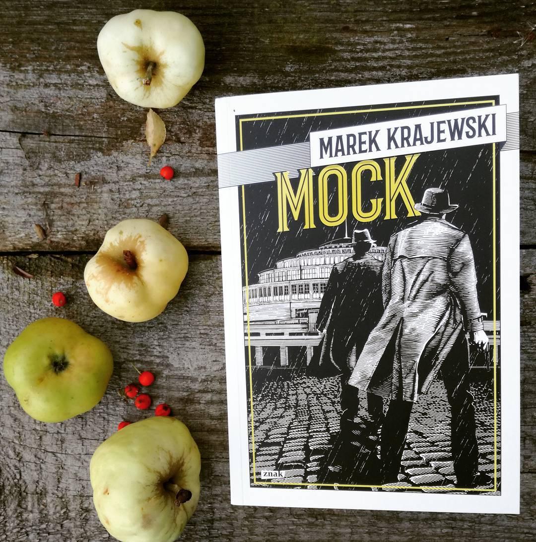 """Powrót do gry. """"Mock"""" Marek Krajewski"""