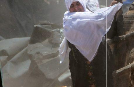 """Pogarda wobec ludzi zaczyna się od słów. I od strachu*. """"Wieje szarkijja. Beduini z pustyni Negew"""" Paweł Smoleński"""
