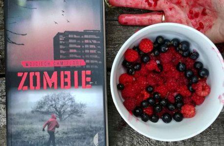"""Chmielarz robi to dobrze, czyli mikrorecenzja """"Zombie""""."""