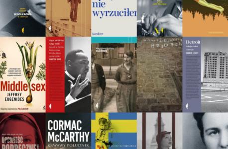 Najlepsze książki 2017. Lista osobista