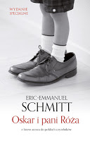 "Oswajanie śmierci. Eric-Emmanuel Schmitt ""Oskar i pani Róża"""