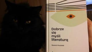 """Kraszewski rządzi! Literatura jest wszystkim! """"Dobrze się myśli literaturą"""" Ryszard Koziołek"""