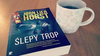 """""""Pozorny strzał"""". """"Ślepy trop""""  Jørn Lier Horst"""