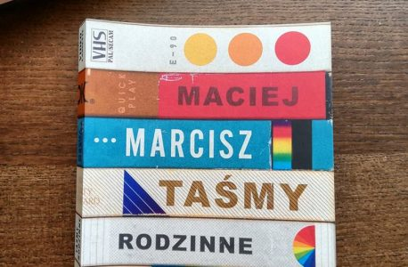 """""""Taśmy rodzinne"""" Maciej Marcisz. Mikrorecenzja"""